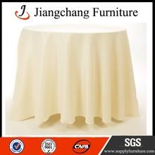 Fabricação restaurante pano de tabela Fit mesa redonda JC-ZB284