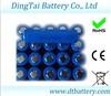 pcb protected 18650 3.7v 2400mah li-ion rechargeable battery