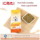 OBM manufacturer herbal ginseng effervescent granules foot bath granules