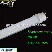 5 years warranty AC220-240V 60cm 90cm 120cm 150cm 180cm high quality t8 red tube tuv tube led tube 8tube