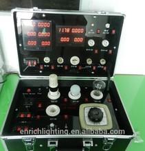 2014 Hottest led Aluminum demo case with voltage regulator ,0-300v available .