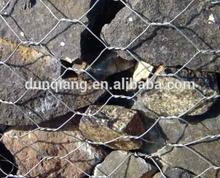 China fence factory gabion mesh / stone cage