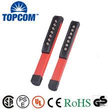 ABS Plastic 7 LED Magnetic Pen Work Light
