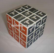 Plastic magical cube
