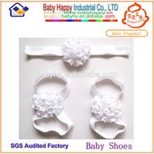 Manufacturer Wholesale infant footwear korea baby headband