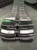 450x86 rubber track China supplier spare parts for jcb