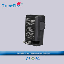 Power tools battery charger TrustFire 16340 external battery charger,Travel accessories wireless chager for Lithium battery