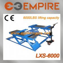 CE approved shock price china manufacturer scissor car lift / scissor lift mechanism design
