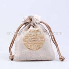 WholeSale Promotion Gift Hemp Bag Drawstring