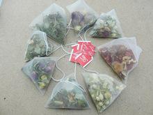 Original Herbal Beautiful Flower Tea Leaf Tea Nylon Tea Bags detox tea