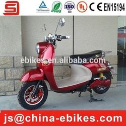 Powerful Vespa Electric Motorcycle(JSE380)