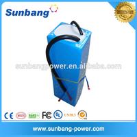 customized rechargeable lipo battery(24v 36v 48v) for LED light/e bike/vacuum cleaner