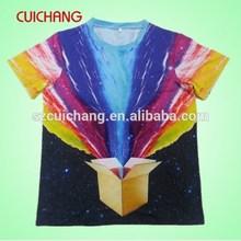 Shirt t-shirt & peru t-shirt & sublimation custom t-shirt cc-064