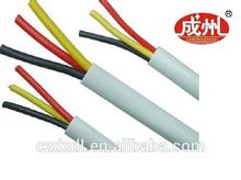 RVV three core control cable