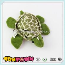 New Type green sea turtle cheap plush keychain, teenage mutant ninja turtles ,oem sea turtle plush toys