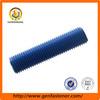 China Supplier Certified Blue Xylan stud bolt astm a193 gr b7 DIN975 B7 THREAD ROD Grade 8.8 Bolt Steel Bolt and Nut