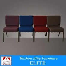 Used Church Chair and table furniture,Cheap Church Chair connectable church chair EC-02