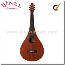 [WINZZ] Solid Sapele Chinese Weissenborn Slide Guitar (AW120T)