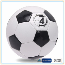 Promotional soccer ball/football training mini size 1 2 3 brand logo custom print machine sewn ECO-friendly TPU/PU/PV material