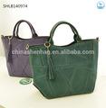 en kaliteli süet deri çantası püskül büyük boy çanta 4 renk