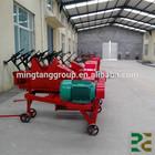 Animal feed hay crushing machine/corn straw chopping machine/silage kneading machine