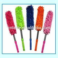 Fashion low price extendable microfibre noodle duster