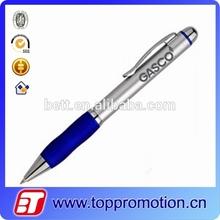 2015 new model silver advertising gift ballpoint pen