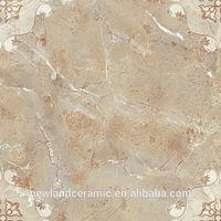 Shandong Mirror Tile Inkjet Printing Ceramic Tile 300*600 Matched Floor tile 300*300