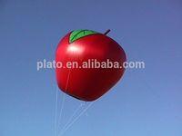 Inflatable Fruit /Inflatable Apple Balloon/Inflatable Helium Apple Balloon