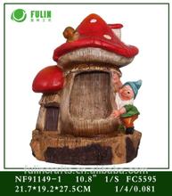 Fantasy Mushroom Mini Tabletop Fountain