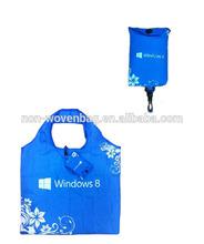 Alibaba Wholesale Laminated Bag, Cheap Folding Polyester Shopping Bag