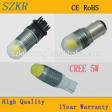 7443 w21/5w car bulb 3D 5W 1156 car led light for led light 12v car