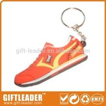 dance shoe keychain