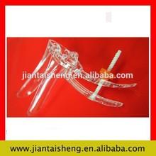 Desechable ISO aprobado de plástico dilatadores vaginales made in China