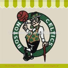 Embroidery American Basketball Team Logo Iron on Emblem