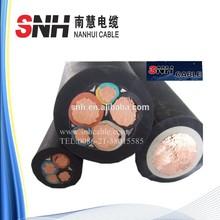 300/500V ,450/750V ,VDE Super Flexible Rubber Cable H07RN-F H05RN-F