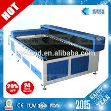 Alibaba good product rabbit leather garments laser cutting machine