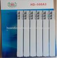 Riscaldamento radiatori in alluminio con Standard adc-12 500/80 modello di serie HD- 500a3 per uso domestico.( huandi)