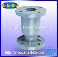PVC swing plastic water check valve