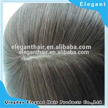Silk top jewish wigs kosher human hair wig