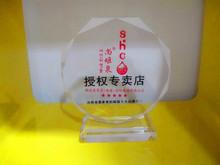 Acrylic/plexiglass material acrylic craft products, acrylic medal