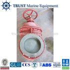 marine ships steel globe valve