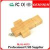 2014 promotion custom printed gift,Wooden Cross Style USB 2.0 4GB/8GB/16GB/32GB Memory Flash Stick Pen Drive