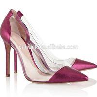 CATWALK-S690195 sexy high heel lady shoes design fashion lady dress shoes /alibaba women shoes/women's heeled shoes