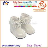 MOQ 39/mix 3size cheap infant shoes white platform boots