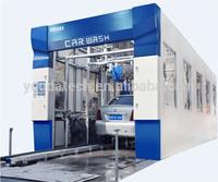 Automatic Tunnel drive through car washing machine, drive through car wash equipment