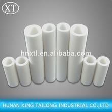 Bulk Bensity Precision Casting 60% Ceramic Alumina Tubes