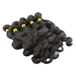 Best Selling Products 18inch natural color 6a raw unprocessed hair weft body wave wholesale Alibaba virgin brazilian remy hair