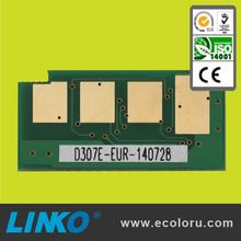 High Yield 307E Chip MLT D307 Black Printer Chip MLT-D307E black printer chip resetter for samsung ML-5015 4510