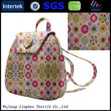 Chinese Textile company 100 nylon taslon printed fabric